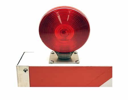 L4 Arm Warning Light