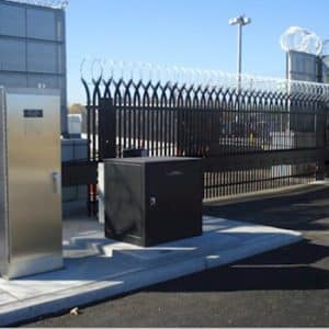 Model 450 Cantilever Sliding Crash Gate