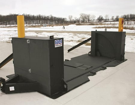 Model 850 Portable Barrier