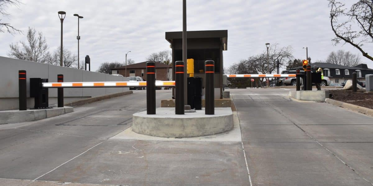 B & B Roadway Security Solutions: The Difference Between Passive and Active Barriers