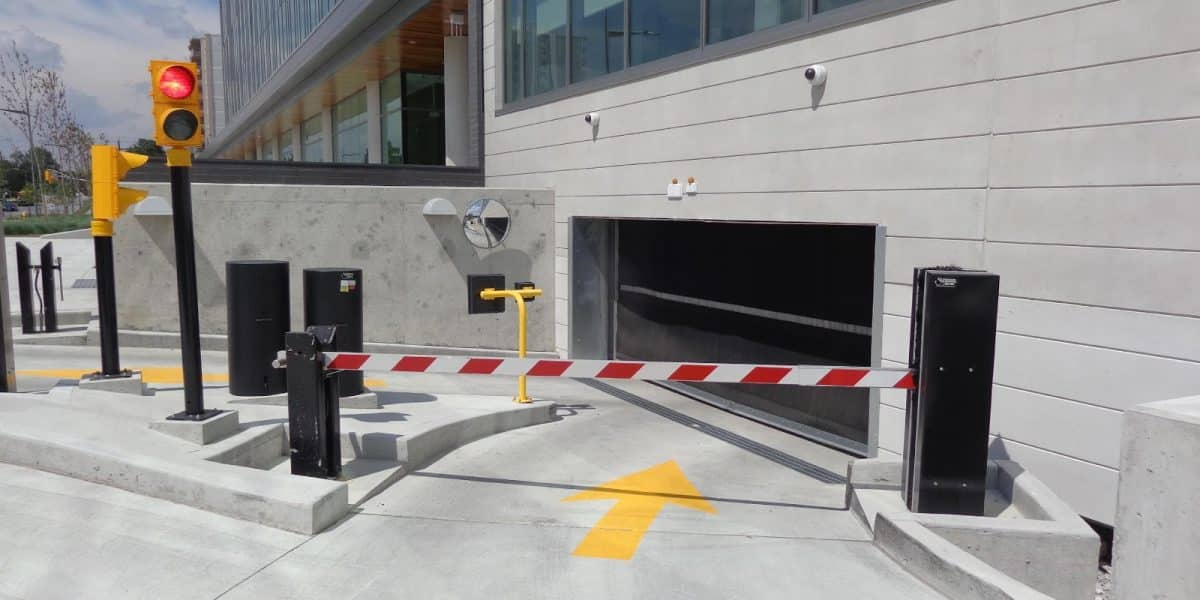 vehicle barrier