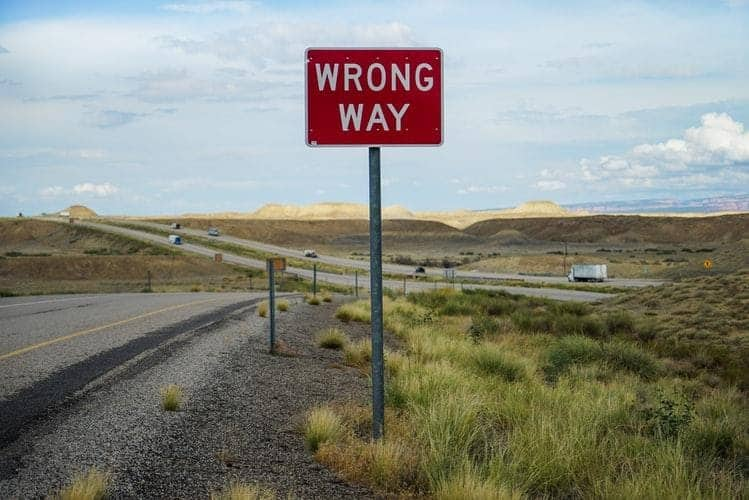 Technologies to Prevent Crashes Due to Wrong-Way Drivers