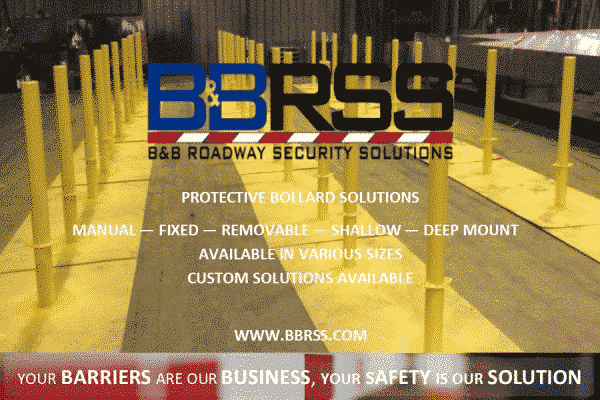 BBRSS bollard solutions for your safety